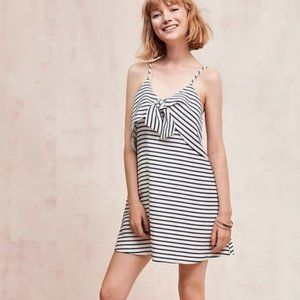 Anthropologie Maeve A'Hoy Striped Dress